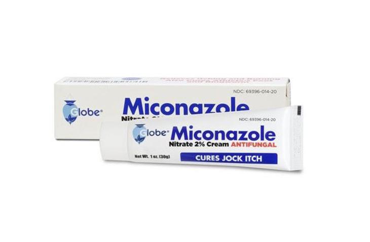 Kem trị hắc lào Miconazole
