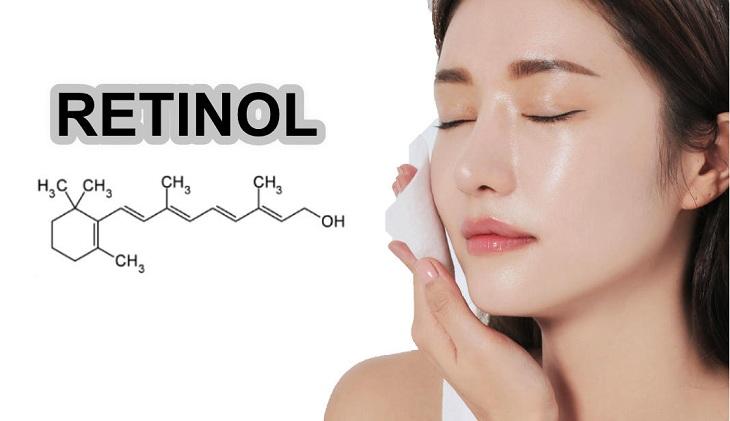 Thuốc trị mụn ẩn da dầu có thành phần rentinol