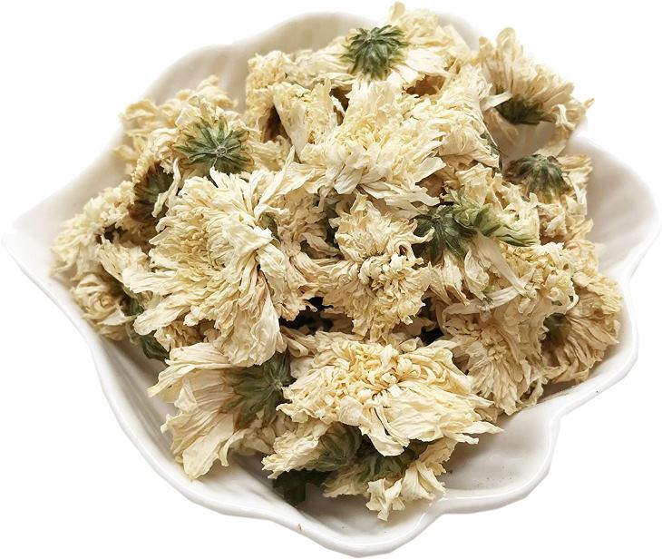 Trà hoa cúc khô - dược liệu quý trong Đông y