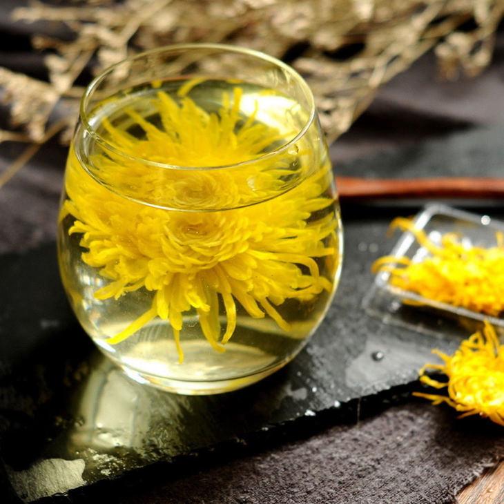 Trà hoa cúc uống có tốt không và những công dụng cho sức khỏe