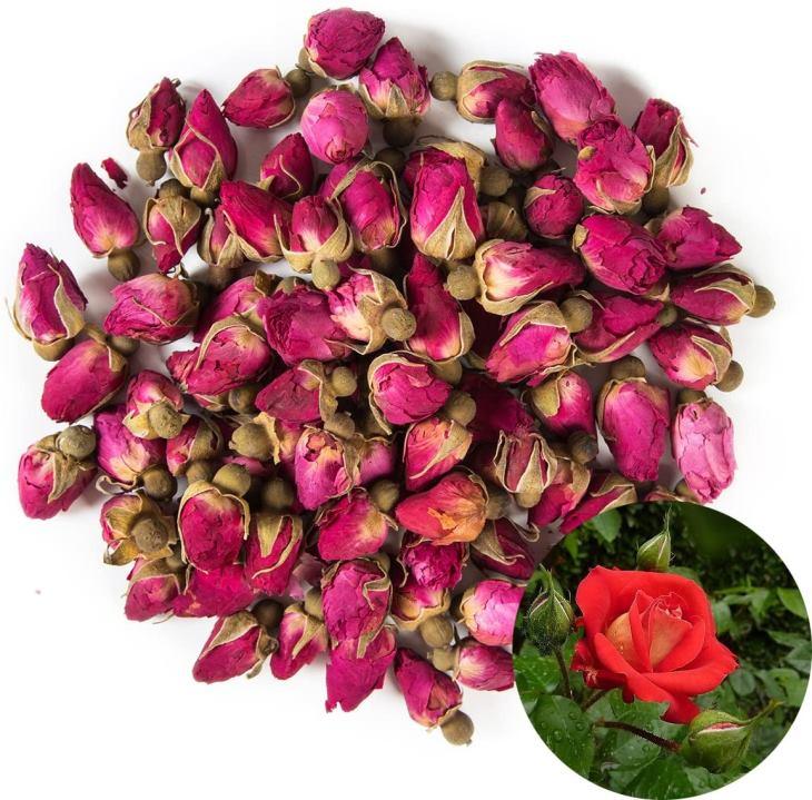 Hoa hồng khô - dược liệu quý trong Đông y