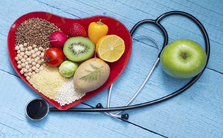 Ăn uống và sinh hoạt lành mạnh giúp cải thiện bệnh