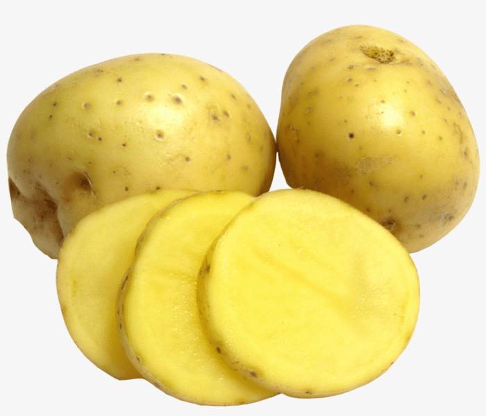 Khoai tây vừa trắng da vừa có tác dụng làm sẹo lồi biến mất