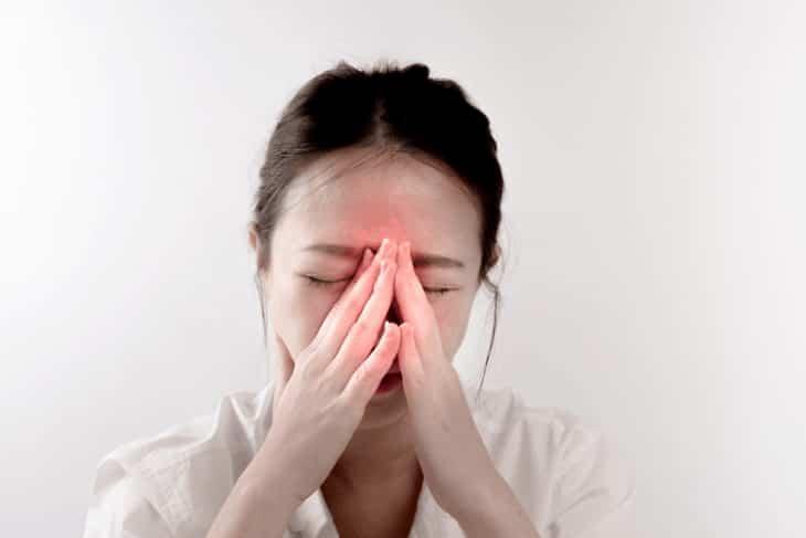 Nguyên nhân gây viêm xoang có thể đến từ chính những thói quen của bạn