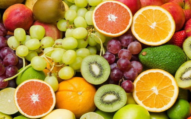 Người bị viêm xoang mạn nên ăn nhiều hoa quả