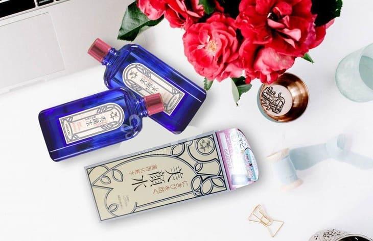 Kem trị mụn ẩn của Nhật Meishoku điều trị mụn ẩn với mùi hương nhẹ dịu