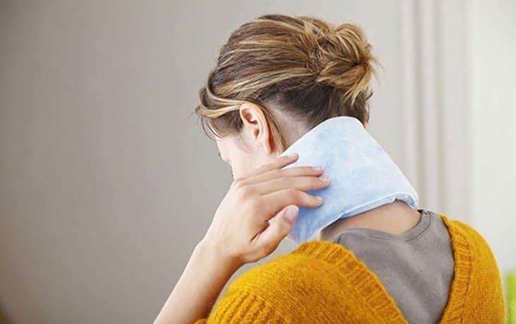 Sử dụng một số mẹo để chữa đau vai gáy ở bà bầu an toàn