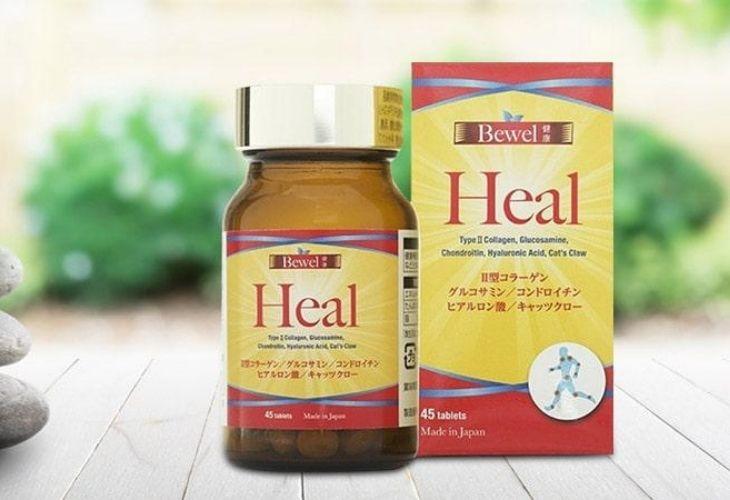 Thực phẩm chức năng Bewel Healhỗ trợ tái tạo và sản sinh dịch khớp