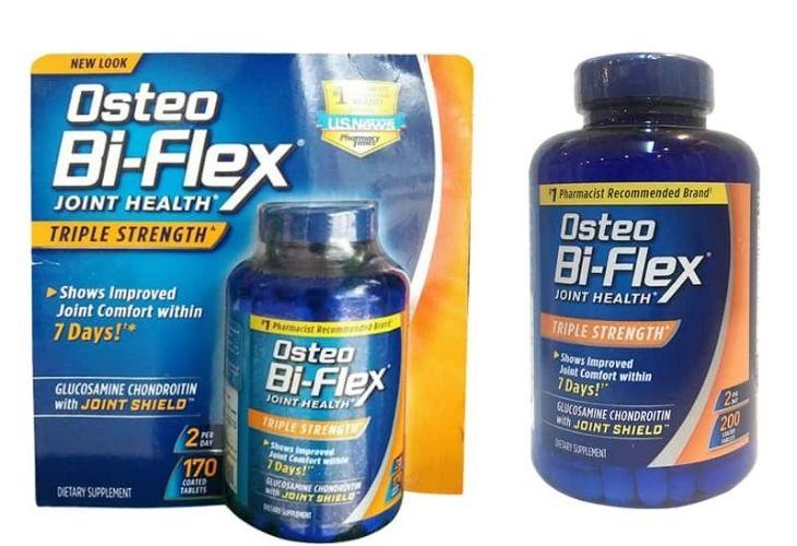 Thực phẩm chức năng xương khớp Osteo Bi-Flex Triple Strength