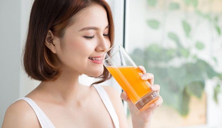 Uống nhiều nước giúp thanh lọc cơ thể