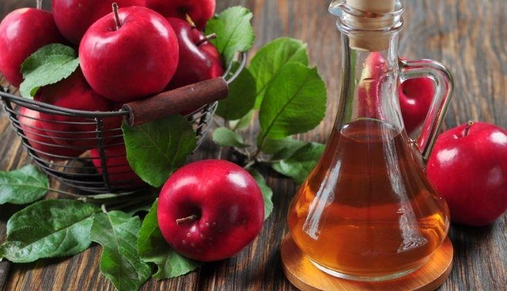 Cách chữa nhiệt miệng nhanh nhất không thể bỏ qua giấm táo