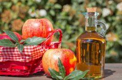 Dùng giấm táo để giảm mỡ bụng tại nhà