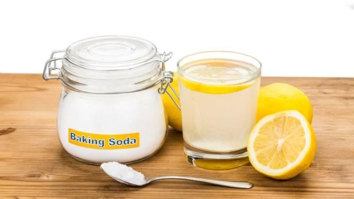 Giúp răng chắc khỏe với baking soda và chanh tươi