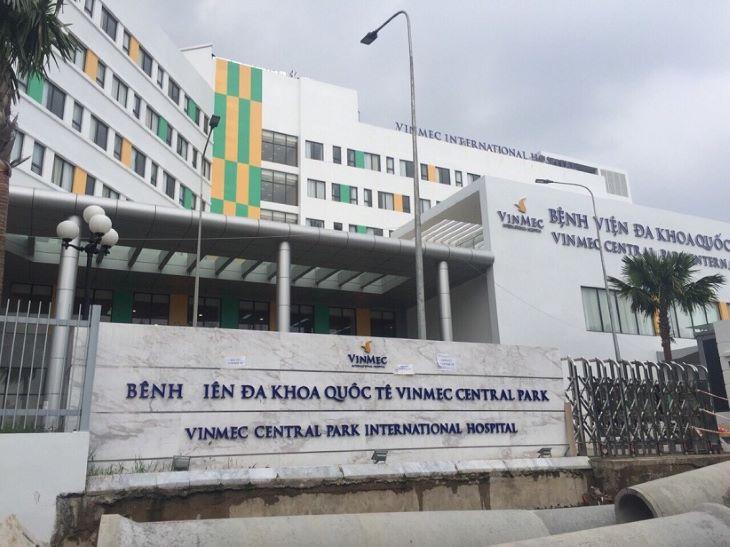 Bệnh viện Đa khoa Quốc tế Vinmec Central Park là cơ sở khám chữa uy tín với nhiều người bệnh