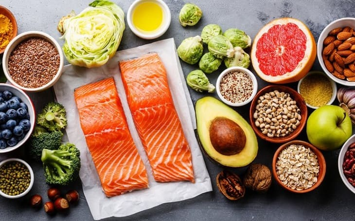 Người bị bệnh đại tràng nên có chế độ ăn uống khoa học