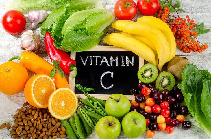 Đau dây thần kinh liên sườn nên ăn gì, đáp án là vitamin C