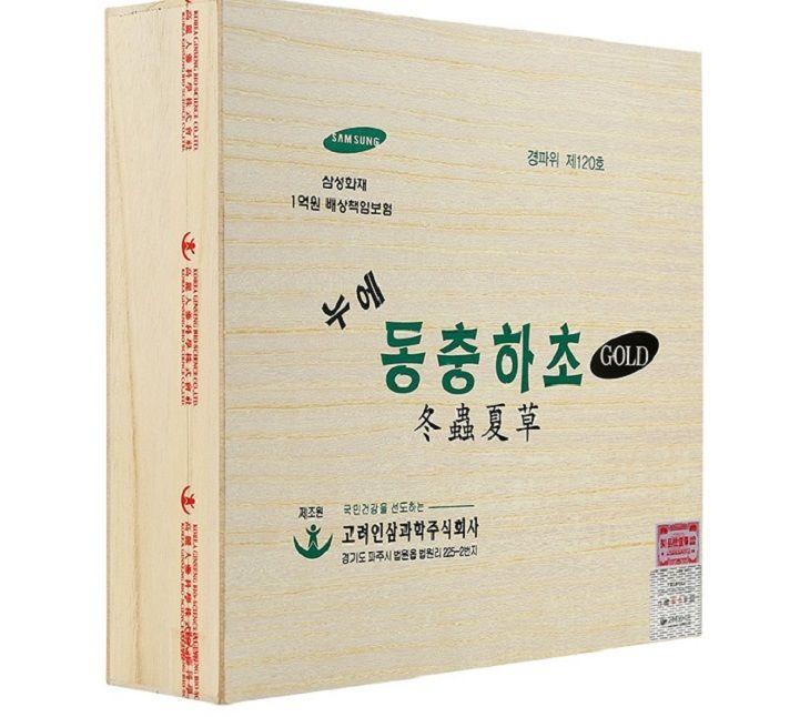 Đông trùng hạ thảo Sam Sung Bio được nhiều người tin tưởng sử dụng
