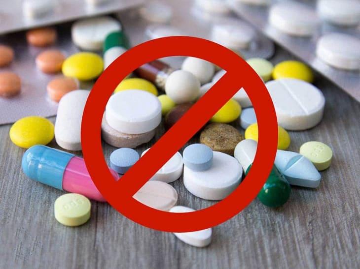 Không dùng trùng thảo kết hợp với thuốc Tây