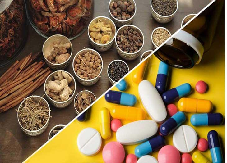 Kết hợp Đông y - Tây y điều trị hiệu quả nhất