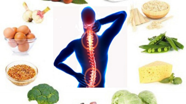 Gai cột sống ăn gì? Một số loại cần ăn hoặc xương để ngừa dư canxi, bảo vệ xương