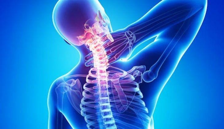 Các triệu chứng bệnh tại vùng cổ