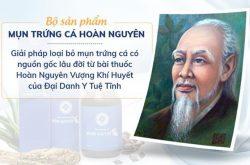 Hoàn Nguyên kế thừa bài thuốc quý của đại Danh Y Tuệ Tĩnh