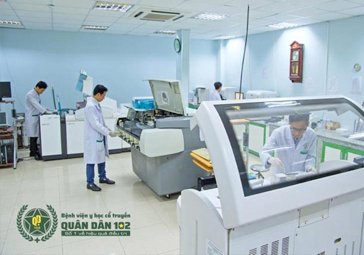 Bệnh viện đầu tư hệ thống trang thiết bị y tế hiện đại