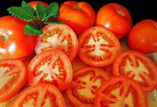 Cà chua với hàm lượng lớn chất chống oxy hóa