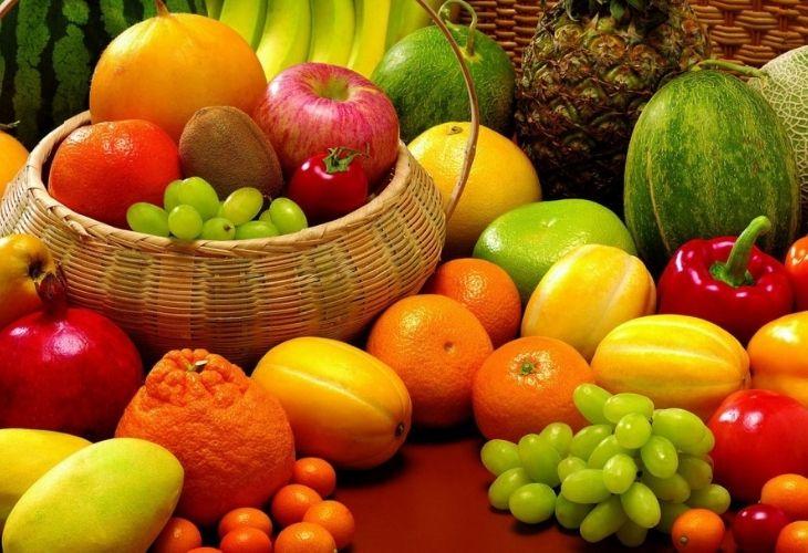 Bổ sung vitamin với trái cây tươi