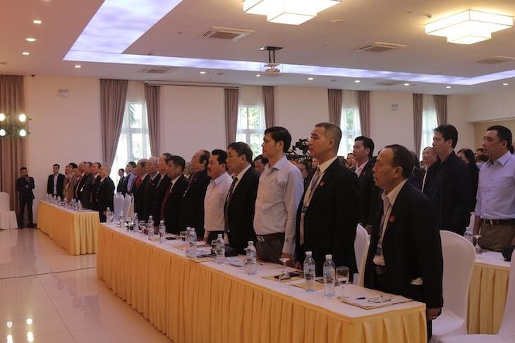 Sự kiện 3 năm thành lập Hội quy tụ nhiều gương mặt lương y tiêu biểu trên cả nước