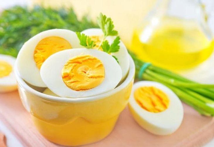 Trứng với nhiều chất dinh dưỡng tốt cho xương khớp