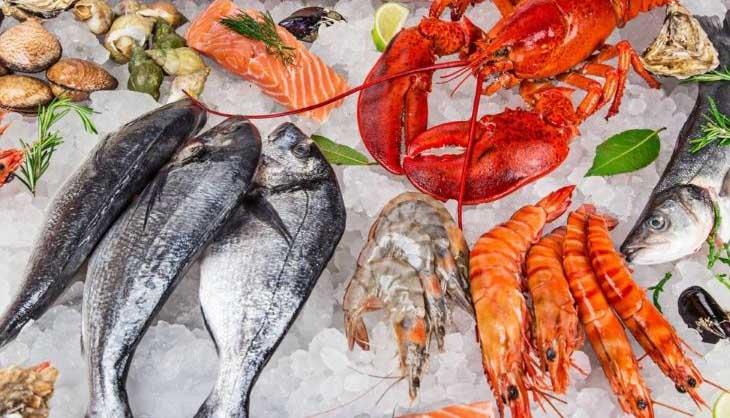 Các loại hải sản đặc biệt giàu canxi