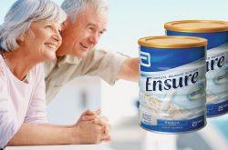 Bị loãng xương uống sữa gì? Lựa chọn Ensure Gold