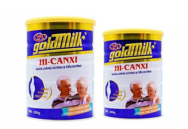 Sữa chống loãng xương dành cho người tiểu đường