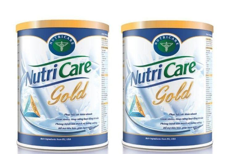 Uống sữa gì chống loãng xương? Sữa bột NutriCare Gold