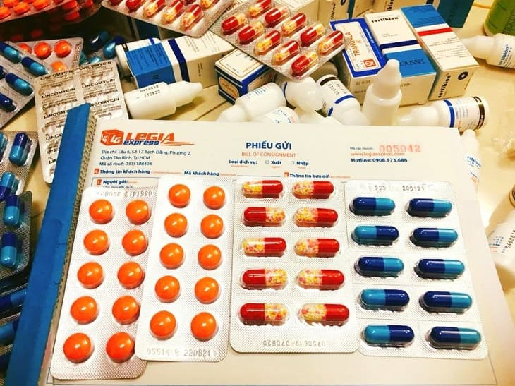 Thuốc Tây được dùng phổ biến để chữa bệnh lòi dom