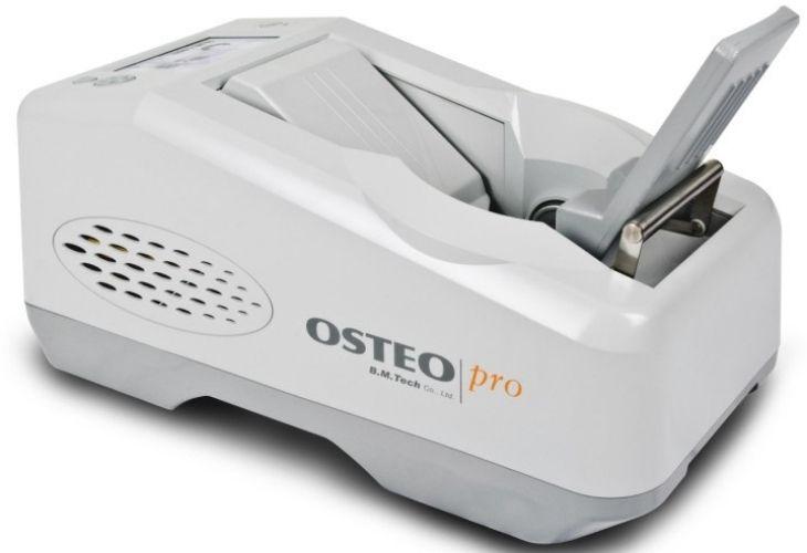 Osteo Pro - máy đo loãng xương được nhiều cơ sở y tế tin dùng
