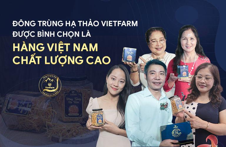 NS Phú Thăng, NS Công Lý, NS Thanh Hiền, NS Văn Báu, NS Kim Xuyến cùng nhiều nghệ sĩ khác hài lòng khi sử dụng ĐTHT Vietfarm
