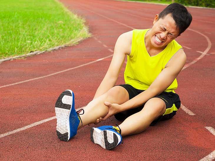Hạn chế các chấn thương về xương khớp