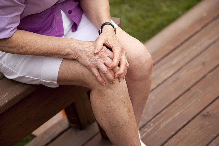 Bệnh ảnh hưởng đến vận động của bệnh nhân