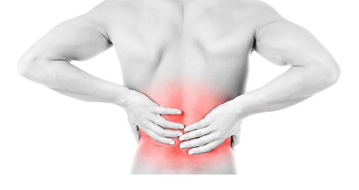 Bị thoát vị đĩa đệm cột sống có thể gây đau nhức ra nhiều vùng, không chỉ ở lưng