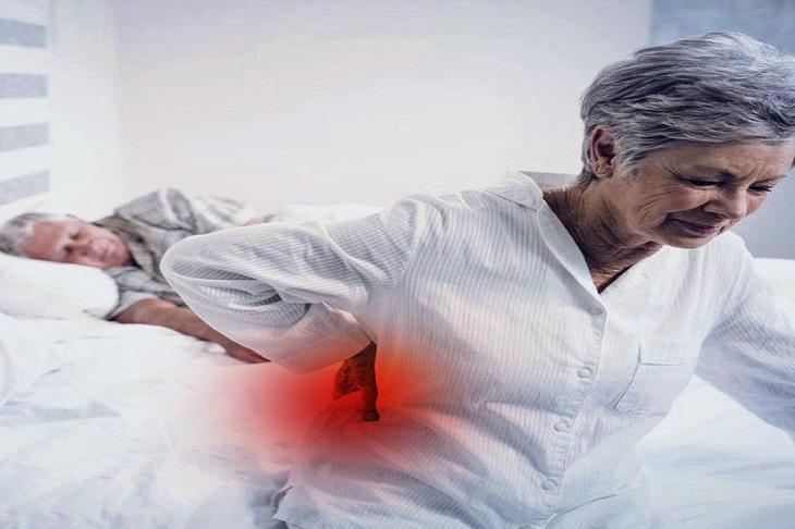 Thoát vị nội xốp thân đốt liên quan nhiều đến sự thoái hóa cột sống