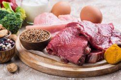Điều chỉnh lượng protein vừa phải sẽ giúp giảm cân hiệu quả