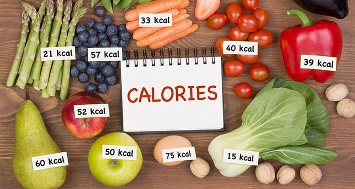 Tính toán lượng calories để xây dựng thực đơn giảm cân trong 10 ngày phù hợp với cơ thể