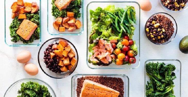 Thực đơn giảm cân trong 10 ngày hiệu quả