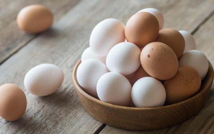 Thực đơn giảm cân trong 7 ngày với trứng - nên chọn trứng gà hay trứng vịt?