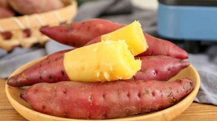 Để thực đơn giảm cân với khoai lang phát huy được hiệu quả tốt nhất, bạn nên lựa chọn loại khoai nào?