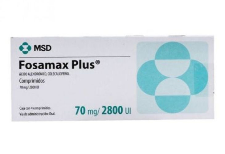 Thuốc loãng xương Fosamax plus