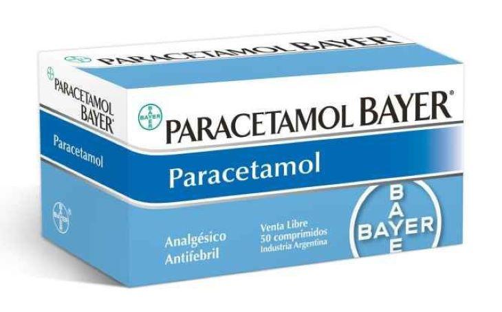 Hình ảnh thuốc trị đau dây thần kinh liên sườn paracetamol