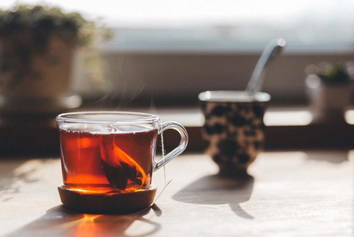 Bạn có thể dùng trà túi lọc để không mất nhiều thời gian pha chế